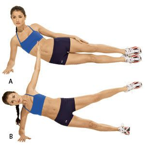 raised side plank [pinterest]